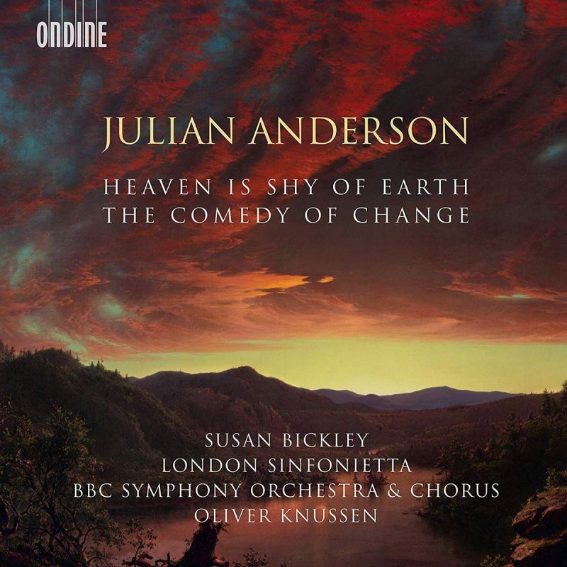 Review of ANDERSON Heaven is Shy of Earth; The Comedy of Change