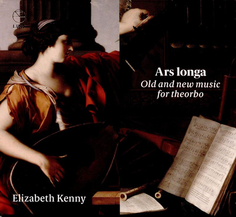 Review of Ars longa: Old and new music for Theorbo (Elizabeth Kenny)