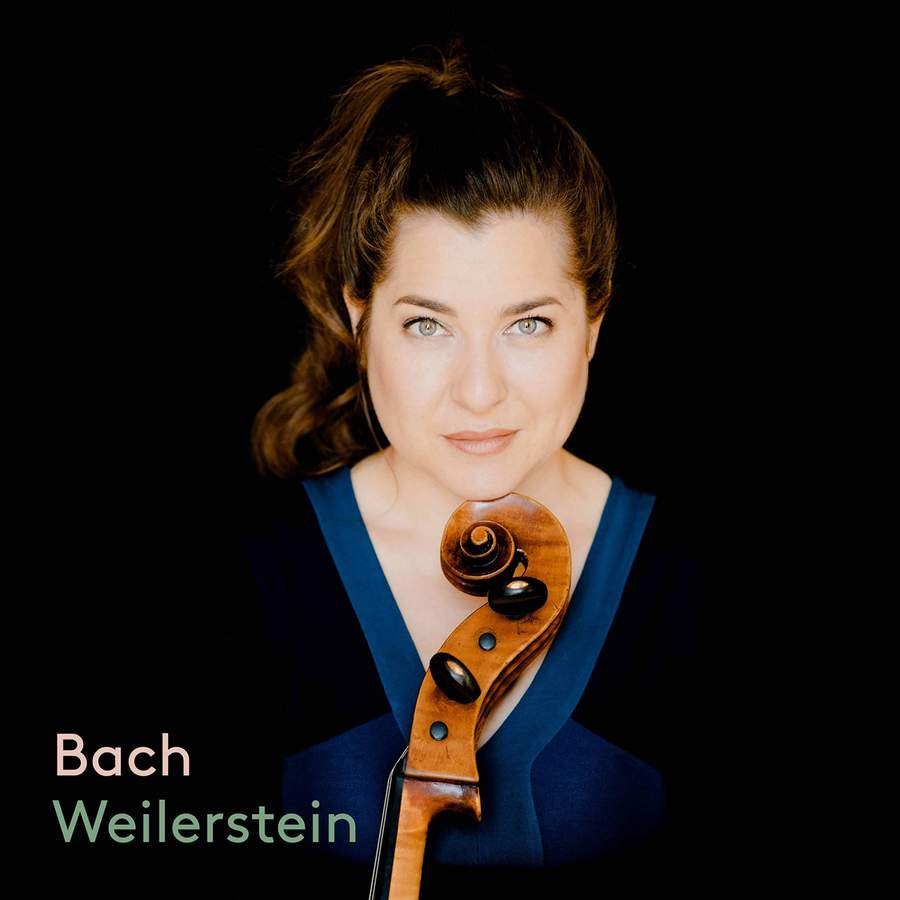 Review of JS BACH Cello Suites (Alisa Weilerstein)