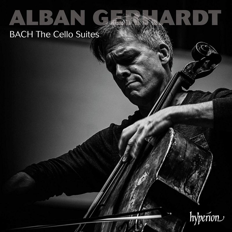 Review of JS BACH Solo Cello Suites (Gerhardt)