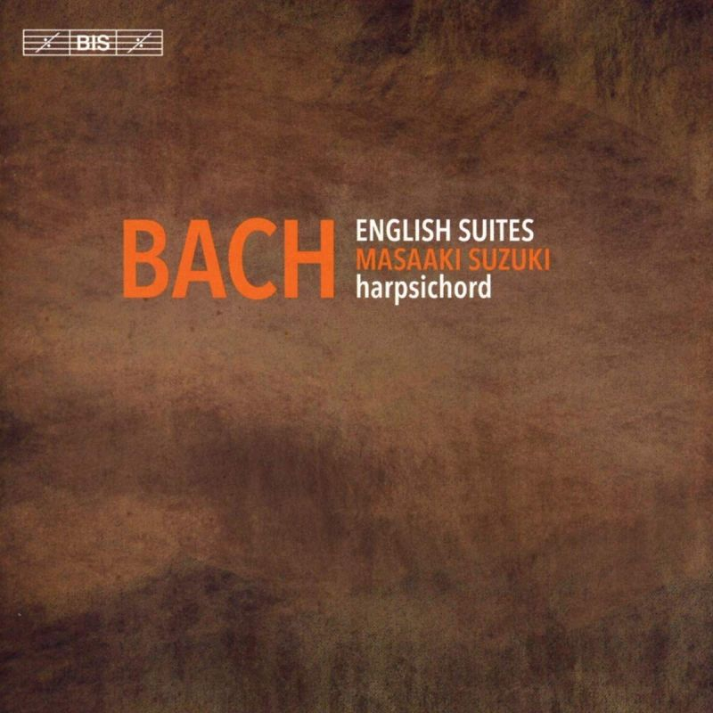 Review of JS BACH Six English Suites (Masaaki Suzuki)