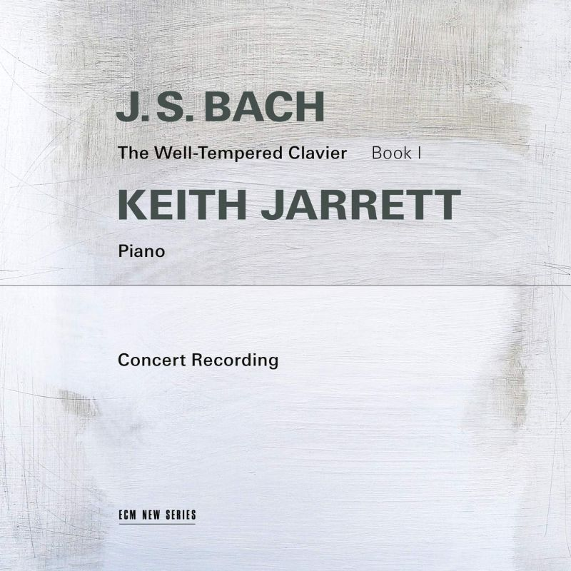 Review of JS BACH The Well-Tempered Clavier Book 1 (Keith Jarrett)