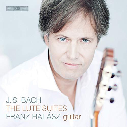 Review of JS BACH Lute Suites (Franz Halász)