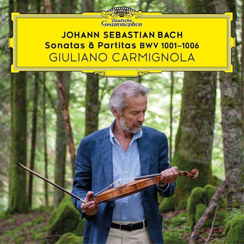 Review of JS BACH Sonatas and Partitas for Solo Violin (Thomas Zehetmair)