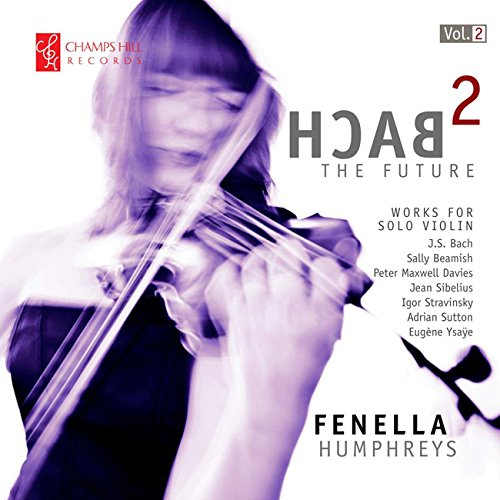 CHRCD118. Bach to the Future 2