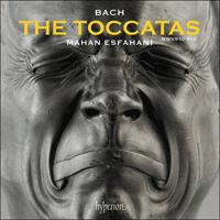 Review of JS BACH Toccatas (Esfahani)