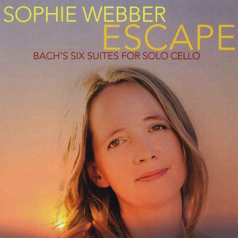 888295 674102. JS BACH Solo Cello Suites (Webber)
