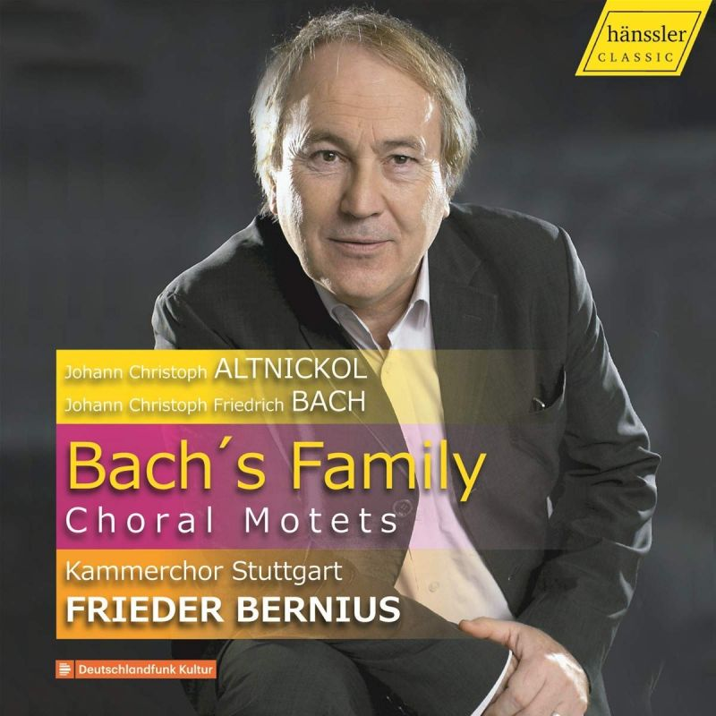 Review of Bach's Family: Choral Motets