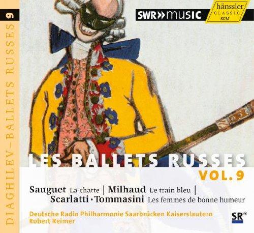 CD93 296. Les Ballets Russes, Vol 9. Reimer