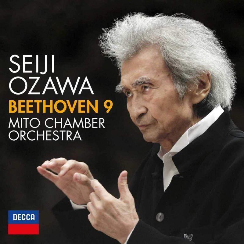 Review of BEETHOVEN Symphony No 9, 'Choral' (Ozawa)