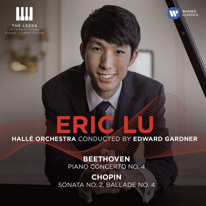 9029 55521-5. BEETHOVEN Piano Concerto No 4 (Lu)