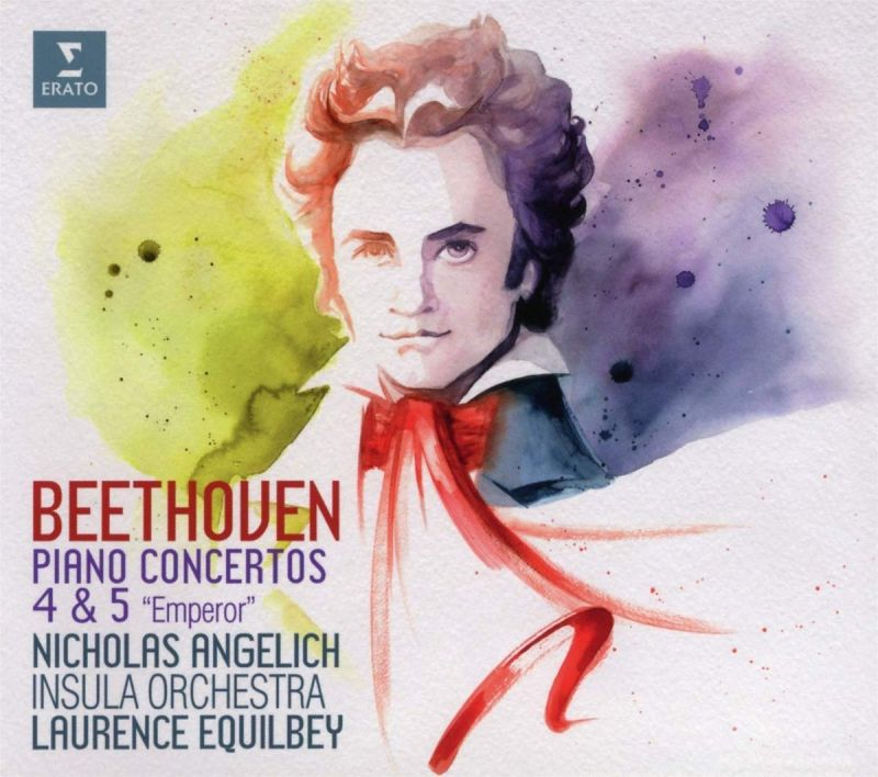 Review of BEETHOVEN Piano Concertos 4 & 5