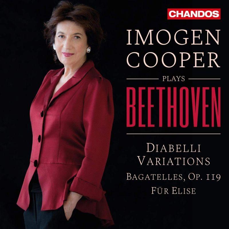 Review of BEETHOVEN Bagatelles. Diabelli Variations (Imogen Cooper)