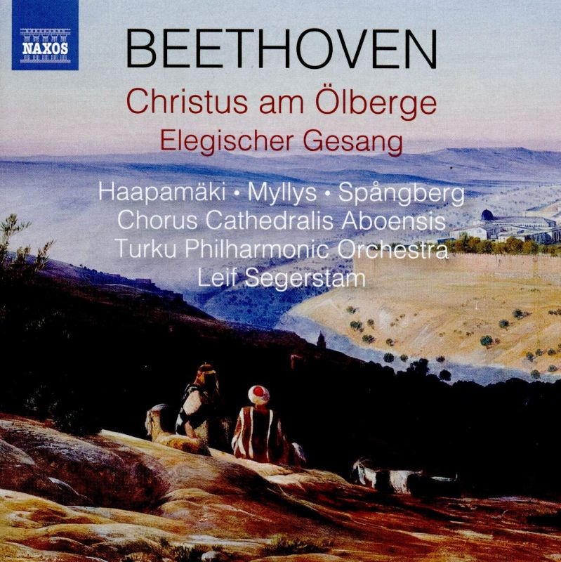 Review of BEETHOVEN Christus am Ölberge