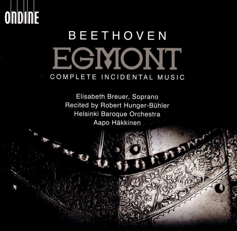Review of BEETHOVEN Egmont (Häkkinen)