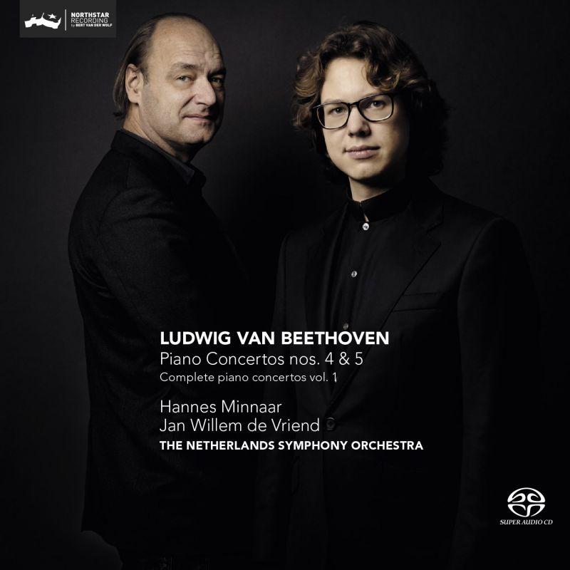 CC72672. BEETHOVEN Piano Concertos Nos 4 & 5
