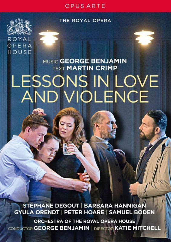 Review of BENJAMIN Lessons in Love and Violence