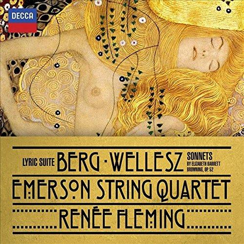 478 8399. BERG Lyric Suite WELLESZ Sonnets For Elizabeth Barrett Browning