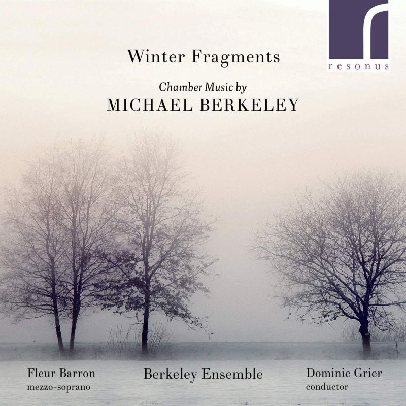Review of M BERKELEY Winter Fragments