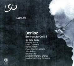 Berlioz Benvenuto Cellini