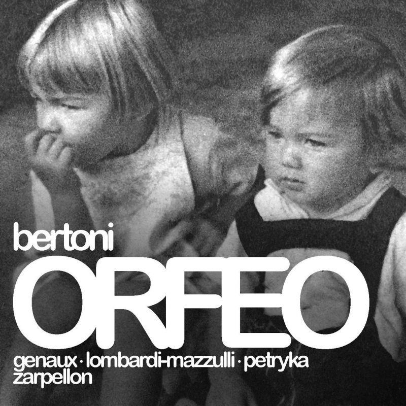 FB1601729. BERTONI Orfeo Ed Euridice