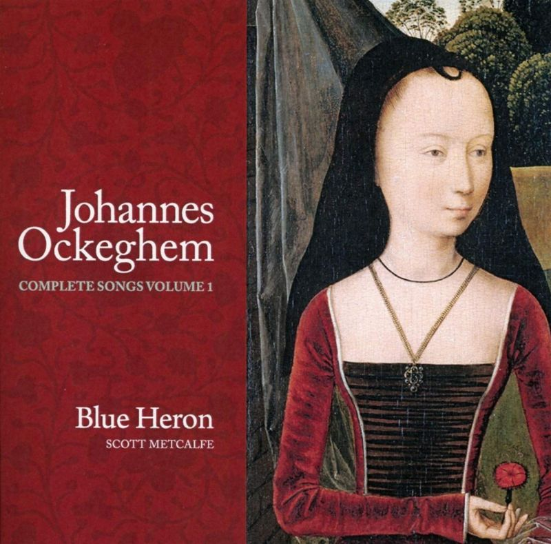 Review of OCKEGHEM Complete Songs Vol 1