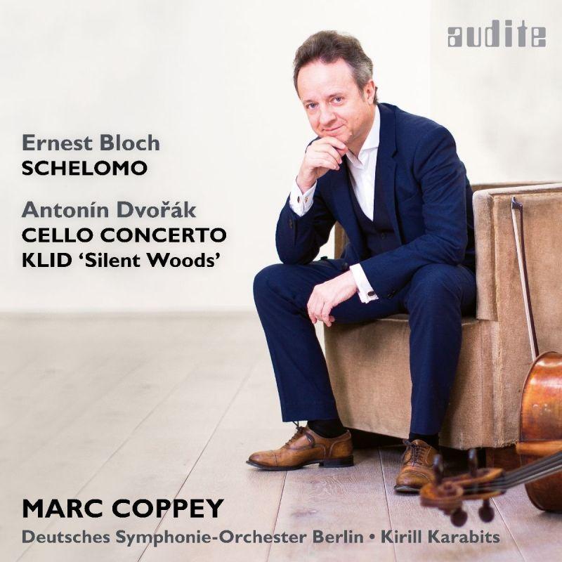 AUDITE97.734. BLOCH Schelomo DVOŘÁK Klid. Cello Concerto