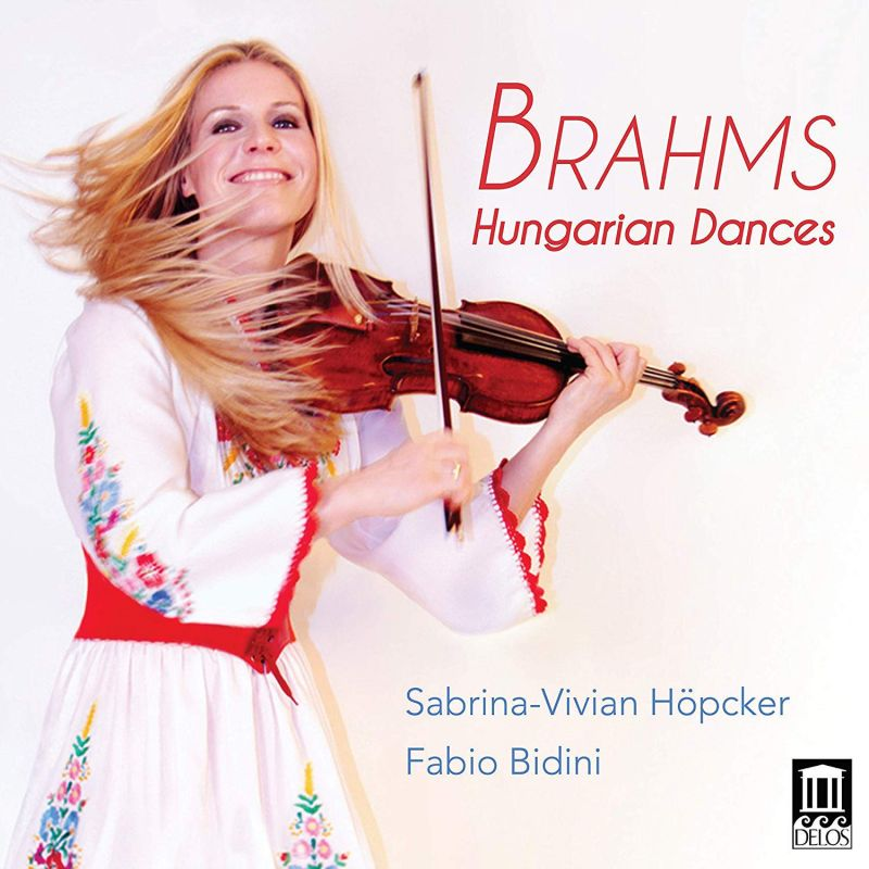 Review of BRAHMS Hungarian Dances (Sabrina-Vivian Höpcker)