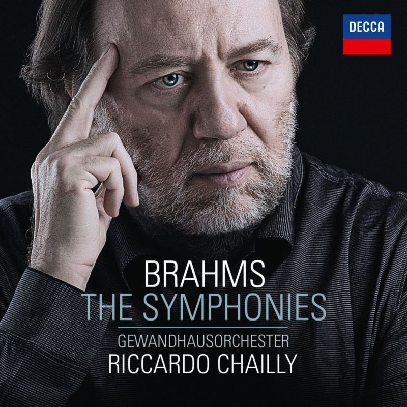 478 5344DH3. BRAHMS The Symphonies. Chailly
