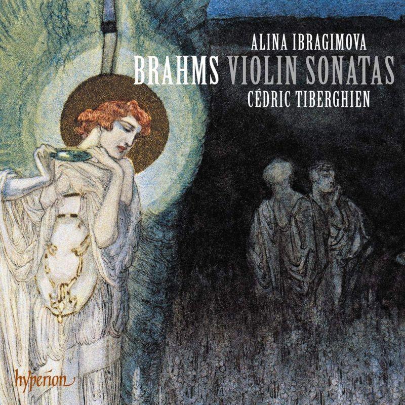 CDA68200. BRAHMS Violin Sonatas (Ibragimova)