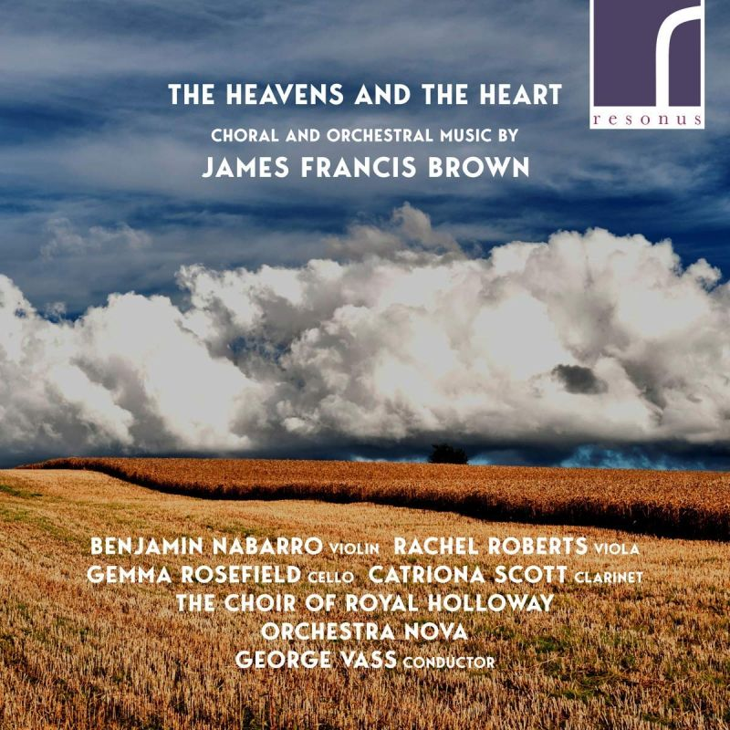 RES10227. BROWN The Heavens and the Heart