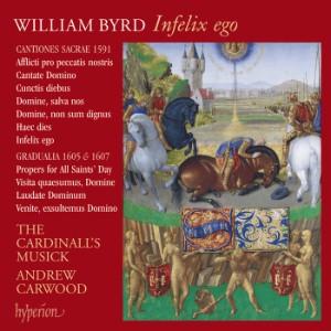BYRD Infelix ego ('Byrd Edition, Vol 13')