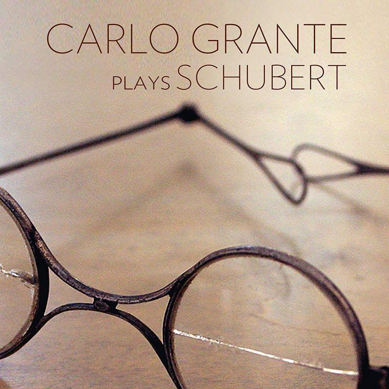 CD1292. Carlo Grante plays Schubert
