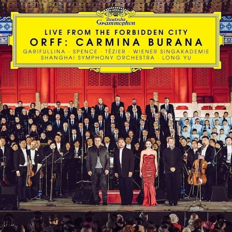 Review of ORFF Carmina Burana - Live from the Forbidden City