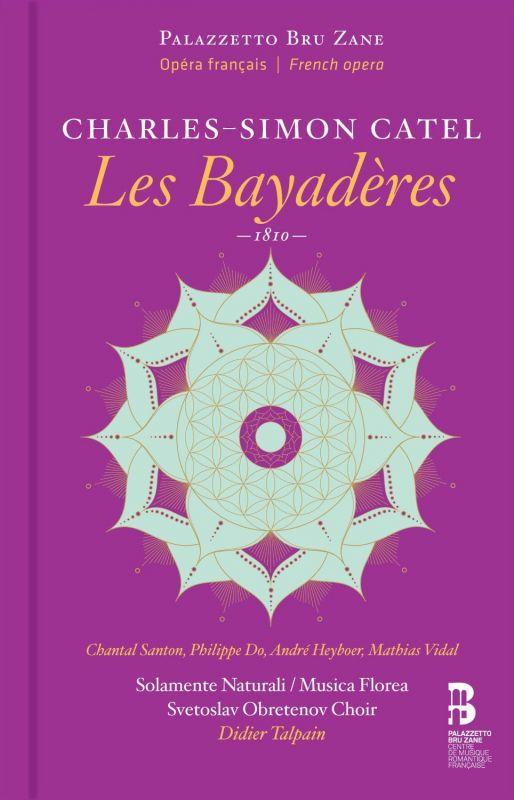 ES1016. CATEL Les bayadères