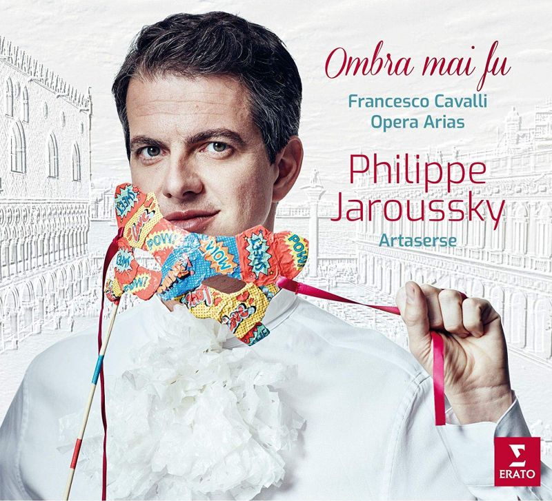 9029 55181-9. CAVALLI Ombra mai fu (Philippe Jaroussky)