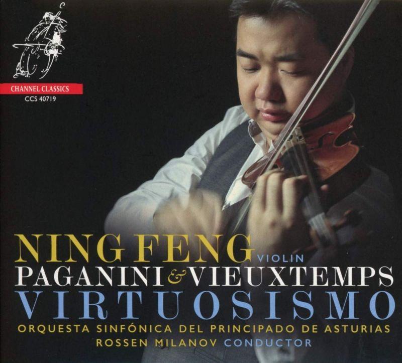 CCS40719. Ning Feng: Virtuosismo