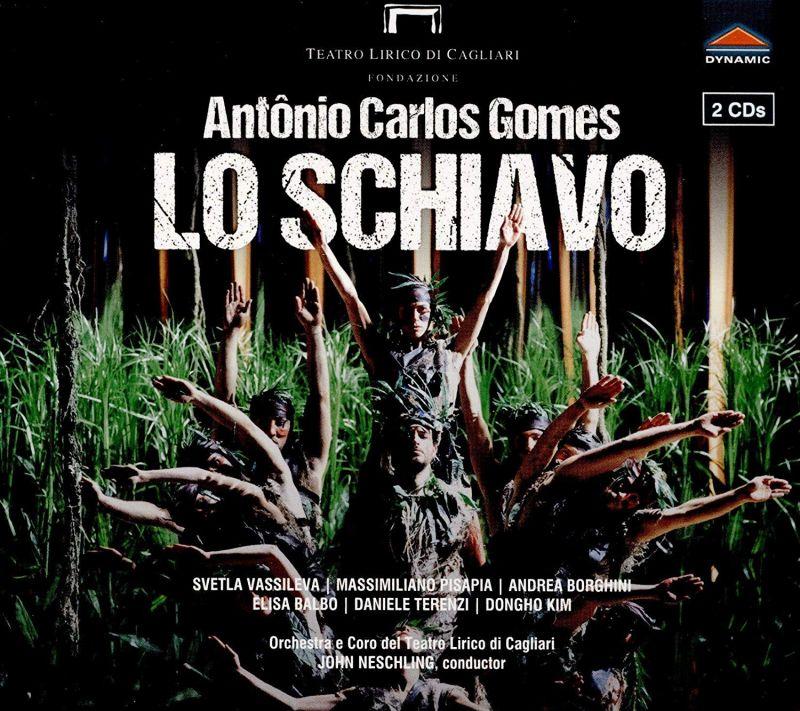 Review of GOMES Lo schiavo (Neschling)