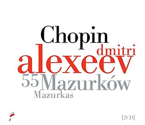 NIFCCD204-205. CHOPIN Complete Mazurkas