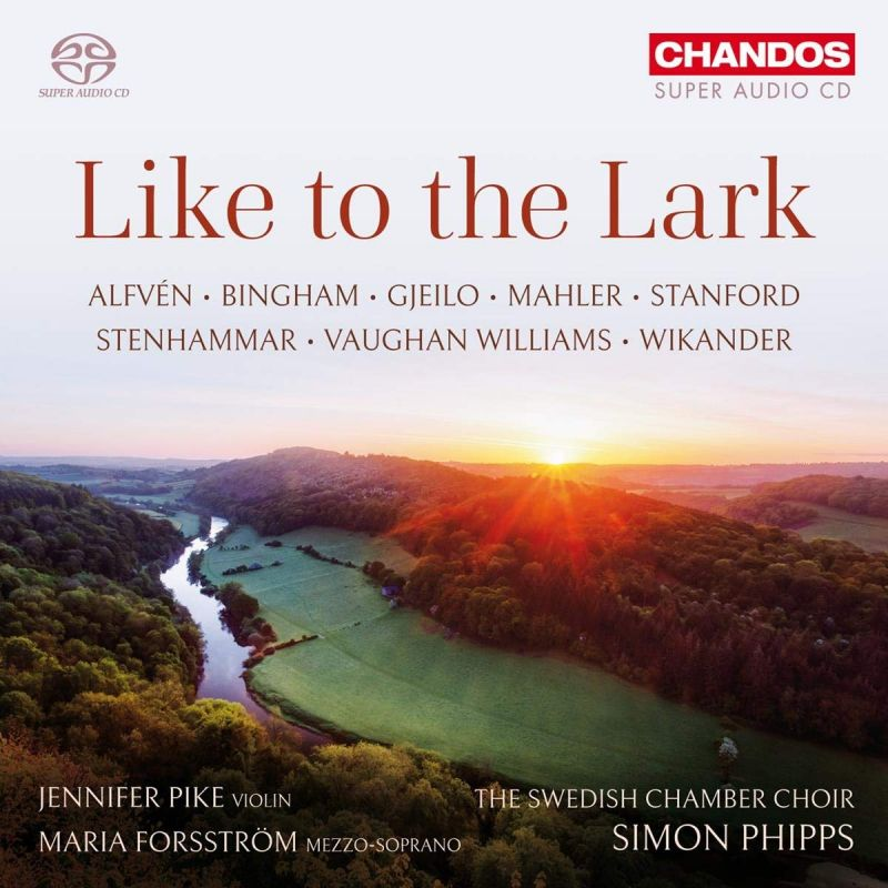 Review of Like to the Lark