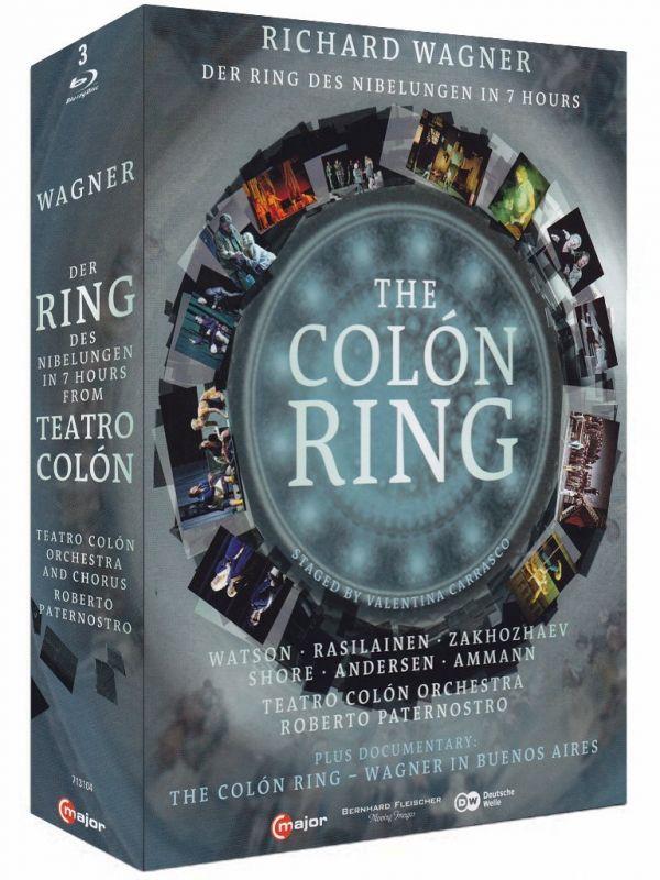 WAGNER The Colon Ring - Der Ring des Nibelungen in 7 Hours