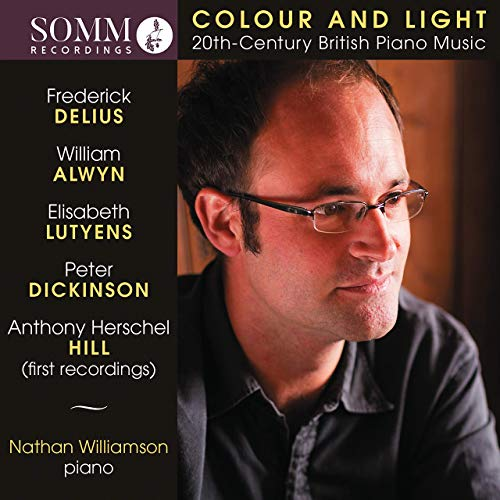 Review of Nathan Williamson: Colour and Light