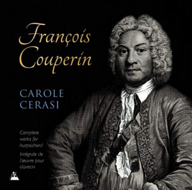 Review of COUPERIN Complete Works for Harpsichord (Carole Cerasi)