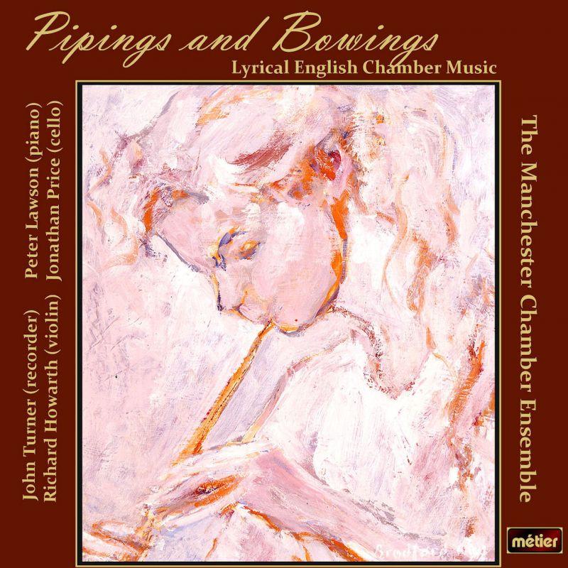 MSV28522. BLACKFORD Concerto for Recorder and String Quartet HURD Violin Sonata