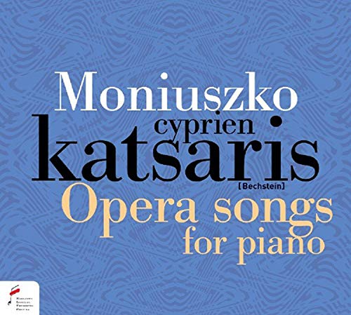 NIFCCD113. MONIUSZKO Opera songs for piano (Cyprien Katsaris)