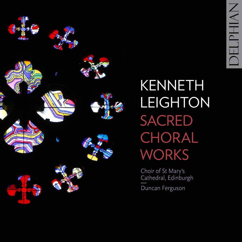 Review of LEIGHTON Sacred Choral Works