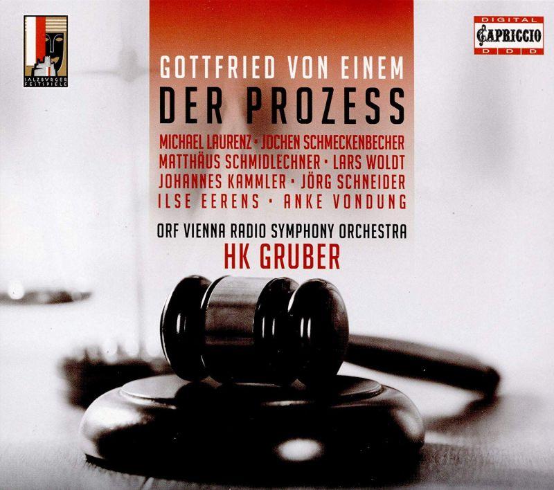 Review of EINEM Der Prozess (Gruber)