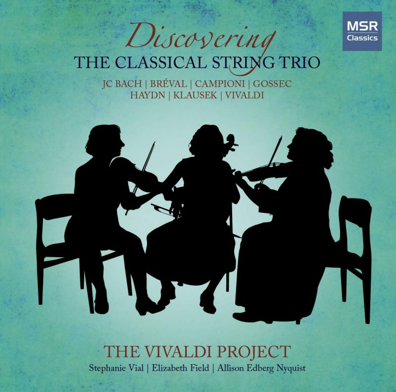 MS1622. Discovering the Classical String Trio, Vol 2