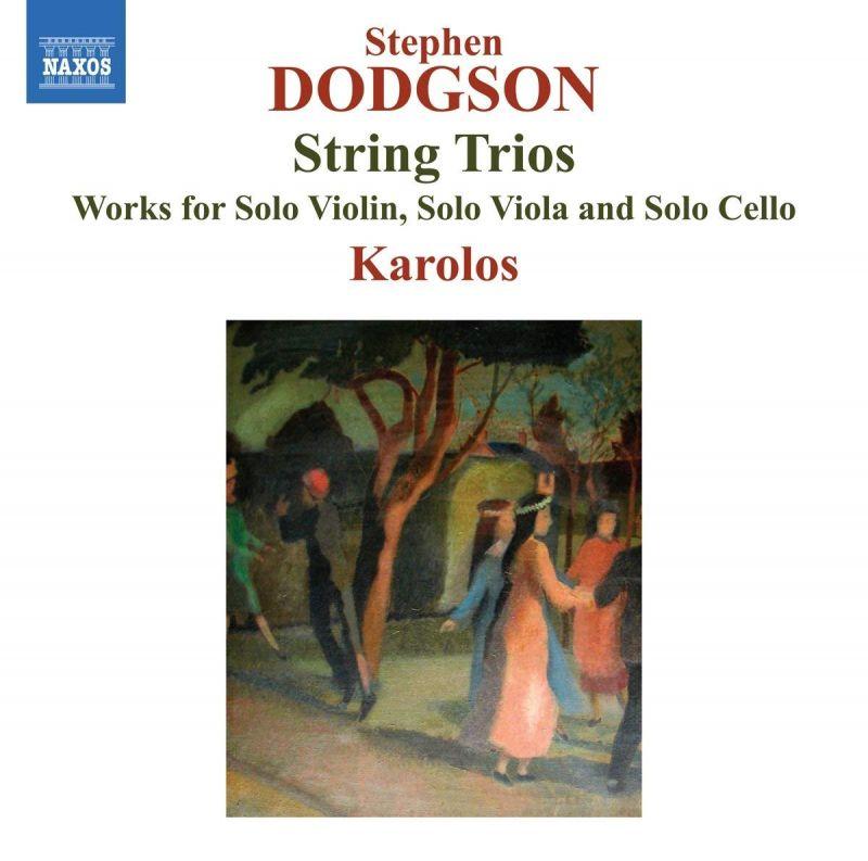 8 573856. DODGSON String Trios