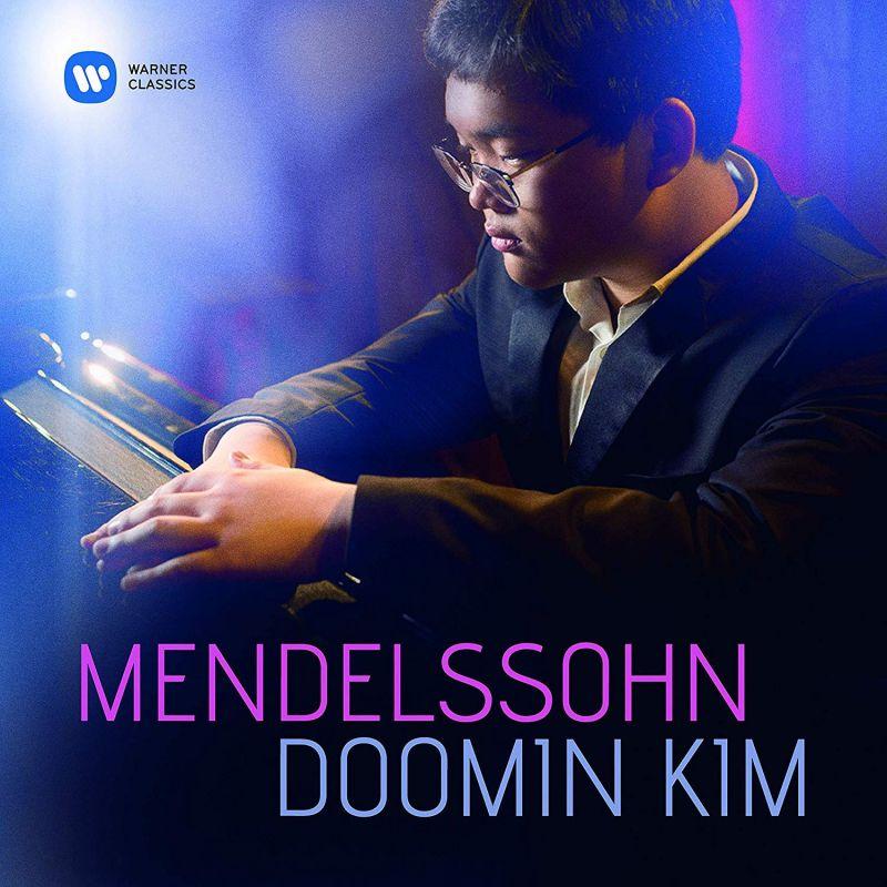 Review of MENDELSSOHN Piano Works (Doomin Kim)